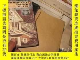 二手書博民逛書店英文原版:THE罕見PORTABLE ARTHUR MILLER