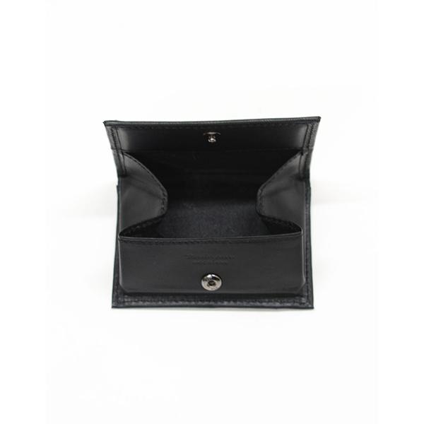 MSPC(master-piece)  NISHIJIN No.04053-BLACK [西陣織職人工藝手編零錢包]-黑色