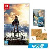 【軟體世界】NS 任天堂 Nintendo Switch 薩爾達傳說:曠野之息 攻略包 中文版