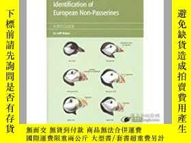 二手書博民逛書店Identification罕見Guide of Europea