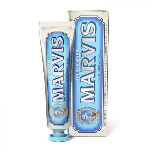 岡山戀香水~MARVIS 海洋薄荷牙膏75ml~優惠價:259元