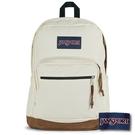 【JANSPORT】RIGHT PACK 後背包(單邊水壺側袋款) - 椰子白(JS-43972)