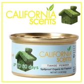 [御香坊CALIFORNIA SCENTS] 美國塔哈粉香 Tahoe Powder 淨香草(CAN011)