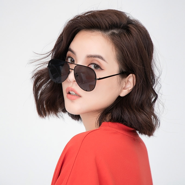 限量現貨◆PUFII-墨鏡 大鏡片雷朋墨鏡(送眼鏡盒)- 0511 現+預 夏【CP20176】