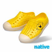 native 小童鞋 JEFFERSON 小奶油頭鞋-Mr. Happy 快樂先生