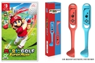 Nintendo Switch | 任天堂 瑪利歐高爾夫 超級衝衝衝 中文版 + 任天堂球桿一盒(2入裝) 套組(不含NS手把)