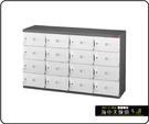 {{ 海中天休閒傢俱廣場 }}B-99 樹德傢俱 SC風格置物櫃系列 SC-416S 風格置物櫃 (16抽)