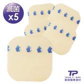 勤達(滅菌) 人工皮 10X10cm- 5片/袋