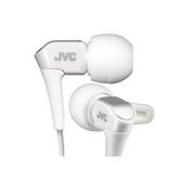 【送收納盒】JVC HA-FXH10 白 微型動圈 耳道式耳機 線夾