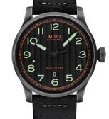 MIDO美度MULTIFORT ESCAPE腕錶(M0326073605009)44mm