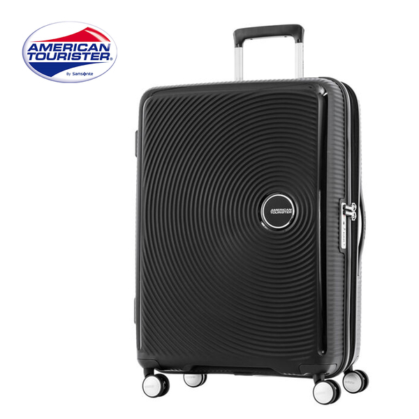 (新款)Samsonite 美國旅行者AT【Curio AO8】30吋行李箱 可擴充 PP殼體 雙層防盜拉鍊 大容量