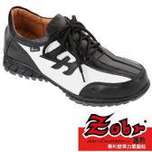 ZOBR路豹     男真皮專利綁帶式-氣墊鞋 T269系列