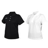 KAPPA 女短袖POLO衫(台灣製 高爾夫 吸濕排汗 上衣 網球 羽球≡體院≡ 311822W