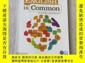 二手書博民逛書店English罕見in Common 3 with Active
