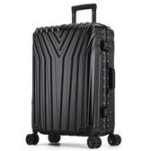 行李箱男密碼輕便旅行箱小萬向輪女24皮箱子大容量拉桿箱20寸學生 浪漫西街