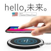 iPhone X無線充電器蘋果x手機QI快充專用板iPhone8Plus三星S8八p 艾米潮品館