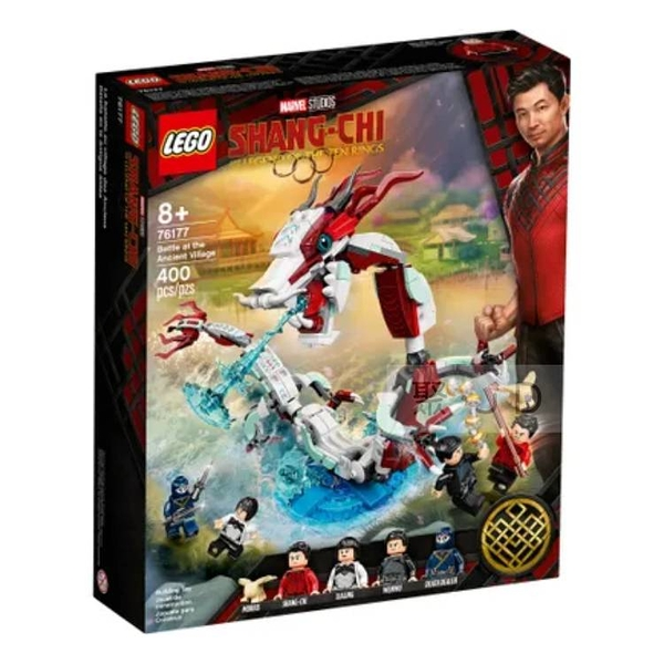 76176【LEGO 樂高積木】超級英雄系列 - (尚氣) 逃離十環幫 Escape from The Ten Rings