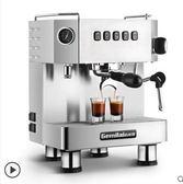 意式全半自動家用商用咖啡機高壓蒸汽3鍋爐雙泵igo220v爾碩數位3c