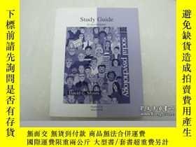 二手書博民逛書店Study罕見Guide To Accompany Social Psychology-社會心理學導讀Y436