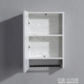 太空鋁浴室櫃小側櫃組合 邊櫃掛壁掛牆式小儲物櫃衛生間收納櫃子AQ 有緣生活館