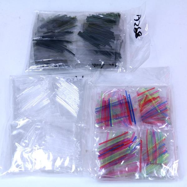 男女迷你簡約防過敏耳棒耳釘 塑料耳棍 透明無菌消毒棒麻煩搭配衣服購買謝謝~GDB507-B.7765