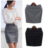窄裙 職業工裝裙短裙簡約一步裙修身西裝裙ol半身裙包裙正裝裙 巴黎春天
