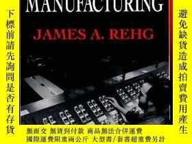 二手書博民逛書店Computer罕見Integrated Manufacturing-計算機集成制造Y436638 James