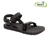 NAOT 女 健走型運動涼鞋 HAVEN 38501X10【黑色】/ 城市綠洲 (織帶、輕量、快乾、抑菌)