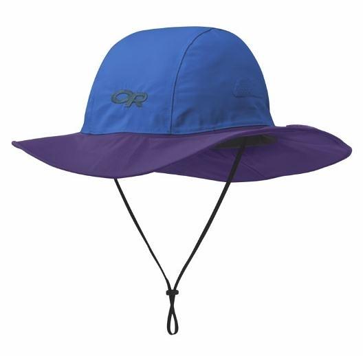 [好也戶外]Outdoor Research OR防水透氣GTX大盤帽/藍紫 No.243505-1531
