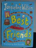 【書寶二手書T3/語言學習_QNB】Best Friends_Jacqueline Wilson