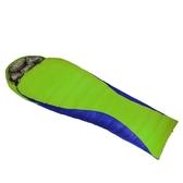 【南紡購物中心】MIT 防風防潑水鵝絨睡袋(顏色隨機)【GD600】