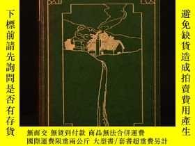 二手書博民逛書店珍本,《罕見A Thatched Roof 》黑白插圖版,193