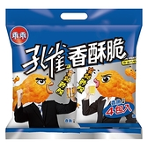 孔雀香酥脆-4包入香魚240g【愛買】