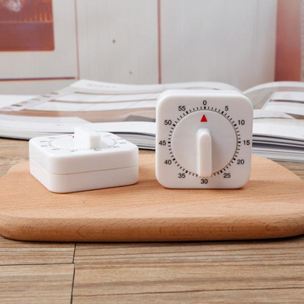 計時器 烘焙定時器廚房機械鬧鐘學生計時器記時器提醒器廚房倒計時器工具 維科特3C