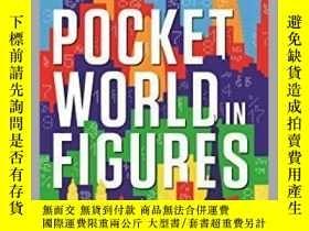 二手書博民逛書店Pocket罕見World In Figures 2017 EditionY255562 The Econom