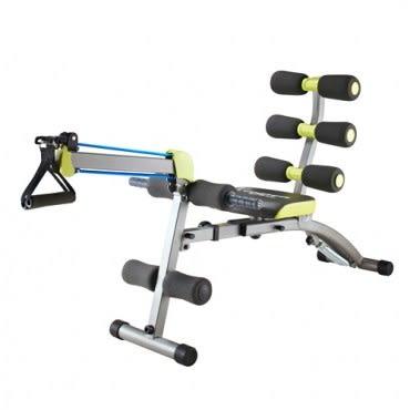 Wonder Core 2 全能塑體健身機 重力加強版 划船組重訓設計 附30分鐘教