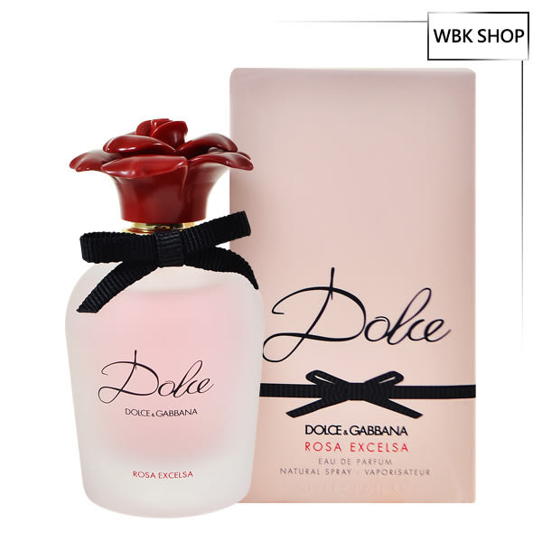Dolce & Gabbana 薔薇蜜戀淡香精 50ml Dolce Rosa Excelsa - WBK SHOP