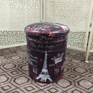 [協貿國際]   儲物凳換鞋凳收納凳咖啡廳擺件  (1入)