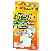 日本 小久保工業所 熱水瓶 洗浄劑 清潔劑 20g×3包入 【0955】