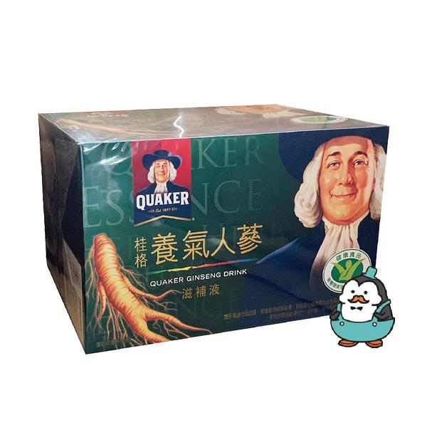 桂格 養氣人蔘滋補液 60mlx6瓶