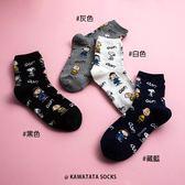 韓國滿版史努比短襪/4色【55810502】