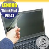 【Ezstick】Lenovo ThinkPad W541 專用 靜電式筆電LCD液晶螢幕貼 (可選鏡面或霧面)