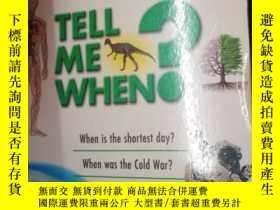 二手書博民逛書店Tell罕見Me When?Y19725 Anonymous Bounty Books ISBN:978075