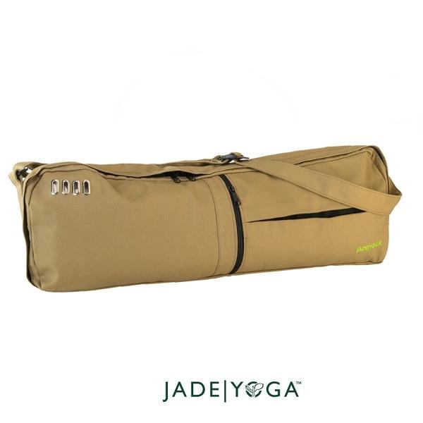 Jade yoga|瑜珈背袋|Macaranga 瑜珈墊背包 - 卡其色Khaki