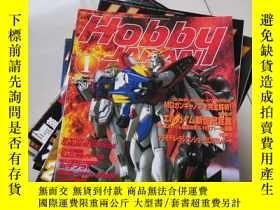二手書博民逛書店ホビージャパン罕見Hobby JAPAN 2002年1—12(全