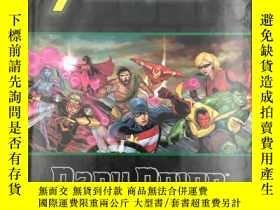 二手書博民逛書店Mighty罕見Avengers: Dark ReignY191
