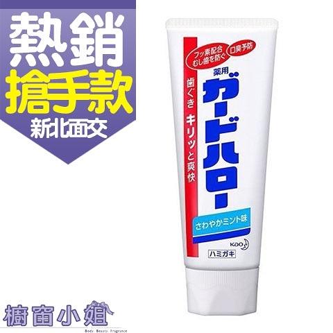日本 KAO 護齒酵素薄荷牙膏 165g