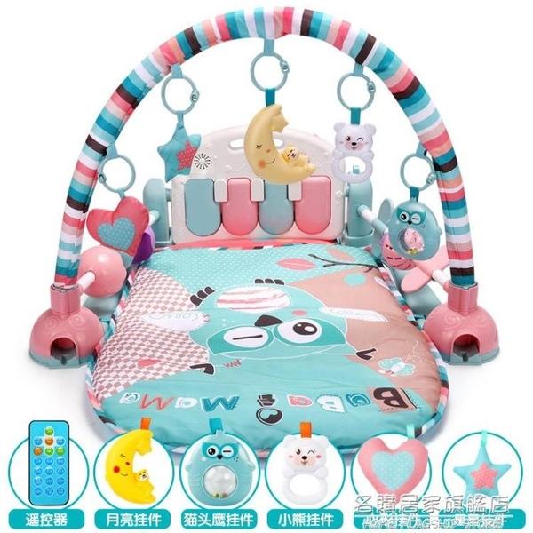 嬰兒玩具寶寶新生床頭音樂旋轉床鈴掛件床上搖鈴益智3兩三四個月0 NMS名購新品