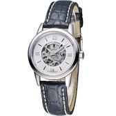 梭曼 Revue Thommen 浮華世紀鏤空機械腕錶 12510.3532