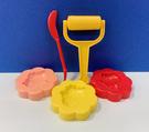【震撼精品百貨】Hello Kitty 凱蒂貓~三麗鷗 KITTY黏土工具組*00084